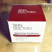 Skin Doctors - gamma hydroxy 果酸換膚霜 50 ml 現貨 製造日期2017/09