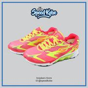☆SP☆ SKECHERS 慢跑鞋 GO Run 4 Nite Owl 夜鷹 粉紅螢光黃 13850HPLM