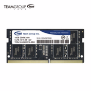 Team 16GB DDR4 2400 Mhz NoteBook 記憶體 TED416G2400C16 香港行貨