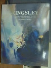 【書寶二手書T9/收藏_PAE】Kingsley_2013/6_Modern amd Contemporary Art