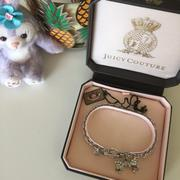 Juicy Couture 蝴蝶結手鍊