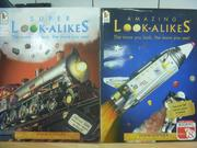 【書寶二手書T5/語言學習_YCX】Super Look-Alikes_Anazing Look-Alikes_2本合售