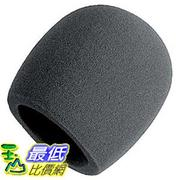 [美國直購 ShopUSA] 麥克風防風罩 On Stage Foam Ball-Type Mic Windscreen, Black $380