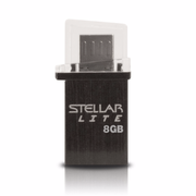 Patriot Stellar Lite 8GB OTG USB 2.0 Flash Drive 隨身碟 (PSF8GSTRLTOTG) 香港行貨