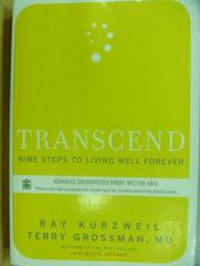 【書寶二手書T8/原文小說_ZKW】Transcend Nine Steps to Living well…