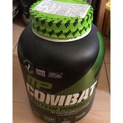 【Costco好市多代購】Muscle Pharm Combat MP 乳清蛋白粉 巧克力餅乾 2269g 5磅