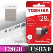 TOSHIBA 東芝 Towadako 128GB USB3.0 U364 超薄迷你隨身碟x1P【超薄 only 4.9 mm】【富基電通/五年保固】(128GB)