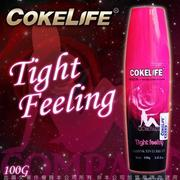 維納斯情趣用品 COKELIFE Tight feeling女性情趣提升水性潤滑液100g送潤滑液