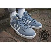 【A-KAY0】ADIDAS CAMPUS II 金標 灰藍白【G22961】