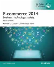 E-COMMERCE 2014 10/E (G-PIE)