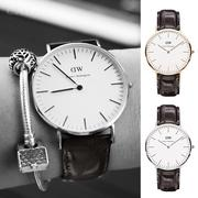 【Cadiz】瑞典DW手錶Daniel Wellington 0111DW玫瑰金 0211DW銀 York 40mm [代購/ 現貨]