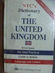 【書寶二手書T8/字典_PAI】NTCs Dictionary of THE UNITED KINGDOM