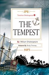 Timeless Shakespeare(6):The Tempest(25K彩色+1MP3)