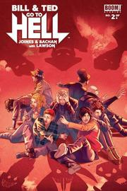 Bill & Ted Go to Hell #2