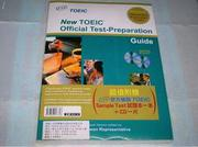 New TOEIC Official Test-Preparation Guide / 3CD,1sample test