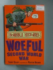 【書寶二手書T1/語言學習_ODN】The Woeful Second..._Terry Deary