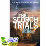 [美國直購] 2015 Amazon 暢銷書排行榜 The Scorch Trials (Maze Runner, Book 2) 0385738765 $449