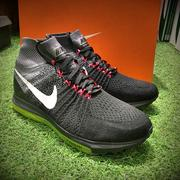 Nike ZOOM ALL OUT FLYKNIT 黑灰 情侶款