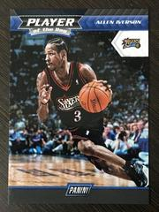 2017-18 Panini player of the day #AI Allen Iverson