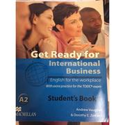 Get ready for International Business二手書