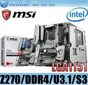 「YEs 3C」MSI 微星 Z270 MPOWER GAMING TITANIUM 主機板 電競