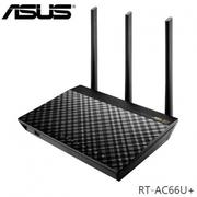 ASUS 華碩 RT-AC66U+ AC1750 Gigabit 無線路由器