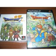 PS3 / PS2 / PS 對應 勇者鬥惡龍7 + PS2 勇者鬥惡龍8 Dragon Quest