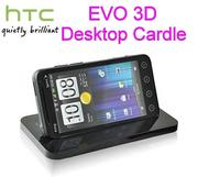 ☆HTC CR S520~EVO 3D DeskTop Cardle 原廠充電觀賞座~