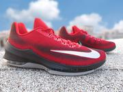 Shoestw【866071-600】NIKE AIR MAX INFURIATE LOW 籃球鞋 紅黑 低筒 KD