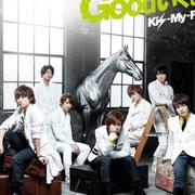 Kis-My-Ft2 Good向前衝!CD (購潮8)