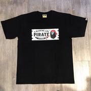 ☆J-Chao☆A Bathing Ape Pirate 海盜限定 短Tee Box Logo