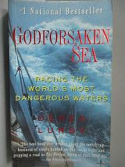 【書寶二手書T4/原文小說_MPH】Godforsaken Sea_Derek Lundy