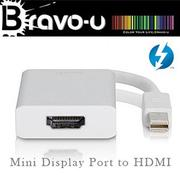 Bravo-u Mini Displayport to HDMI視訊傳輸線