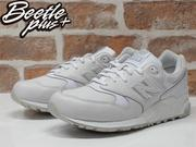 BEETLE NEW BALANCE ML999AW 999 WHITE OUT 全白 皮革 復古 慢跑鞋
