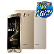 ASUS Zenfone 3 Deluxe ZS550KL  4G/64G  5.5吋 LTE智慧手機 (金色/銀色)