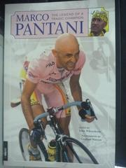 【書寶二手書T7/傳記_ZDK】Marco Pantani: The Legend Of A Tragic