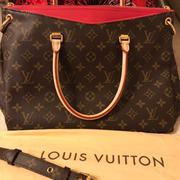 LouisVuitton PALLAS LV M41175