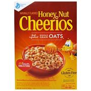 [iHerb] [iHerb] General Mills Honey Nut Cheerios,12.25盎司(347克)