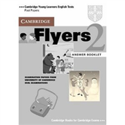 Cambridge Young Learners English Tests Flyers 2: Answer Booklet