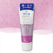 Toothpaste【Made in Japan】 CLINICA ENAMEL PEARL Floral Mint *1 tube  LION 日本 獅王