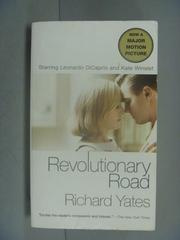 【書寶二手書T3/原文小說_IHX】Revolutionary Road_Yates, Richard