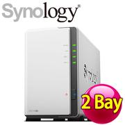 Synology 群暉 DiskStation DS216se 2Bay NAS 網路儲存伺服器