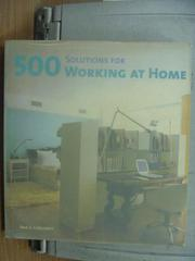 【書寶二手書T6/設計_PNO】Solutions for 500 working at home