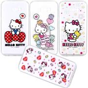 【Hello Kitty】Samsung Galaxy A5 (2017) 5.2吋 彩繪空壓手機殼