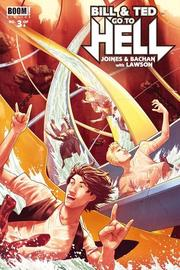 Bill & Ted Go to Hell #3