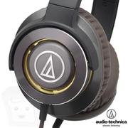 鐵三角 ATH-WS770 鐵灰色GM Audio-Technica SOLID BASS 頭戴式耳機 【WS77全新改版】