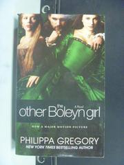 【書寶二手書T8/原文小說_OMA】The Other Boleyn Girl_Gregory- Ph