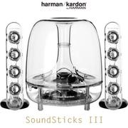 Harman Kardon SoundSticks III 2.1聲道 有線版水母喇叭