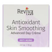 [iHerb] Reviva Labs, Antioxidant Skin Smoothing, Advanced Day Cream, Anti-Aging , 2 oz (55 g)