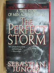 【書寶二手書T8/原文小說_MCW】The Perfect Storm_Sebastian Junger